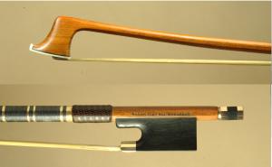 Sáránszky Pál hegedűvonó