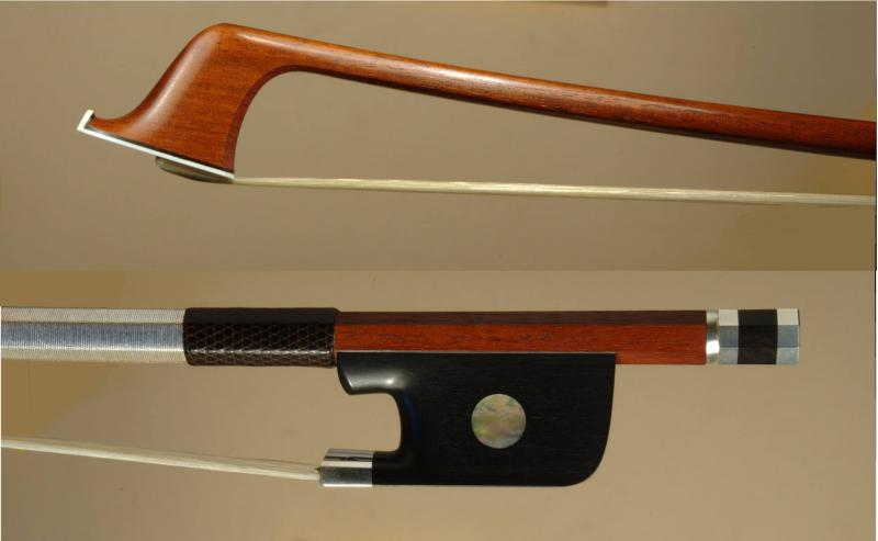 Bernd Etzler cello bow