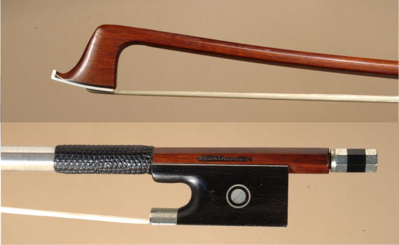 Lajos Kónya violin bow