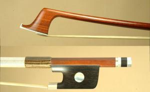 Tamás Sziráki cello bow
