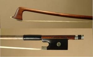 Lajos Köhler violin bow