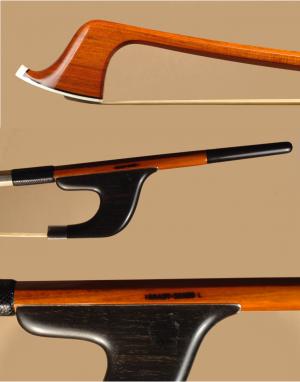 László Várady-Szabó double bass bow