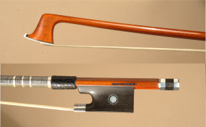 Károly Gáspár violin bow