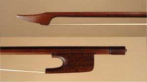 Balázs Gollob baroque bow