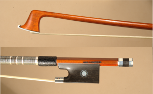 Gáspár Károly hegedűvonó
