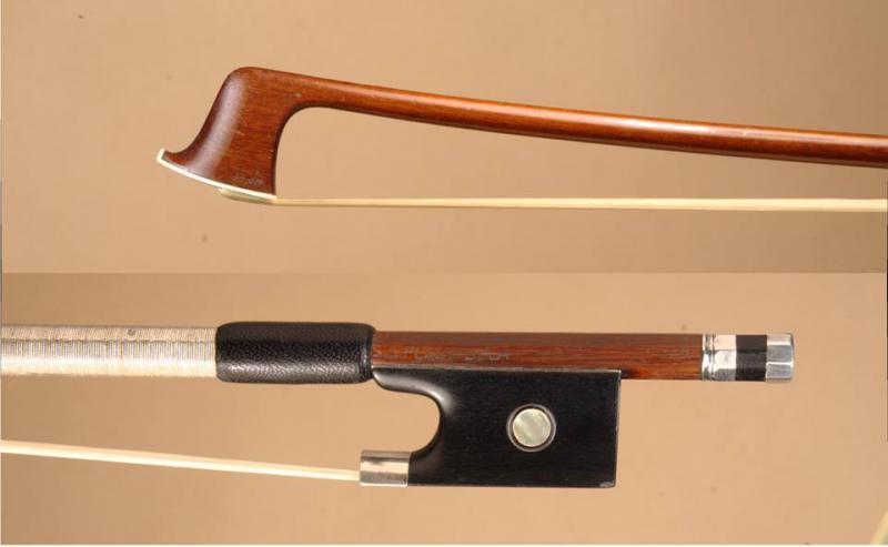 Béla Szepessy violinbow
