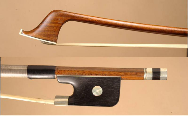András Bergmann cello bow