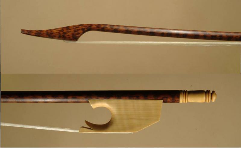 László Lakatos Baroque bow