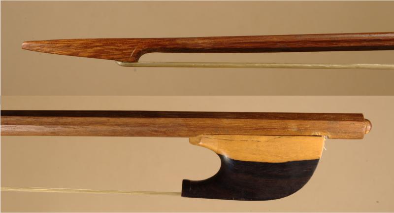 János Martin Baroque bow