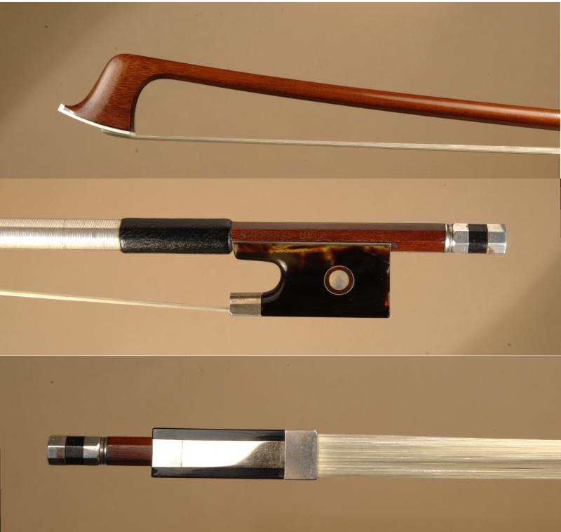 Béla Szepessy violin bow 1920
