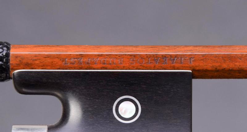 Lakatos János hegedűvonó